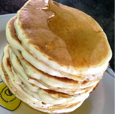 Pan cakes : la ricetta perfetta !