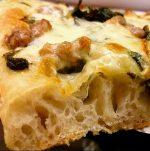 La pizza in teglia ad alta idratazione e maturazione diAdrianoContinisio