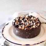 Cheese cake nutella-oreo senza cottura