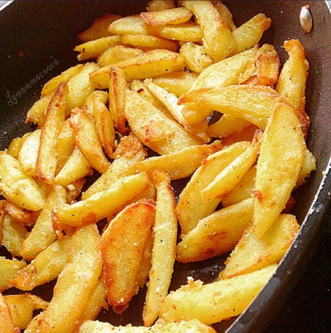 """Le patate """"attappate"""" di quando… non si accendeva il forno"""