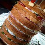 Il pan brioche salato (panettone gastronomico)