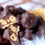 I baciotti nocciola Nutella e cioccolato