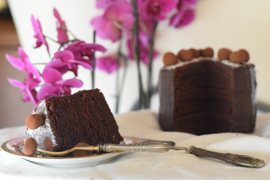 food devils cake