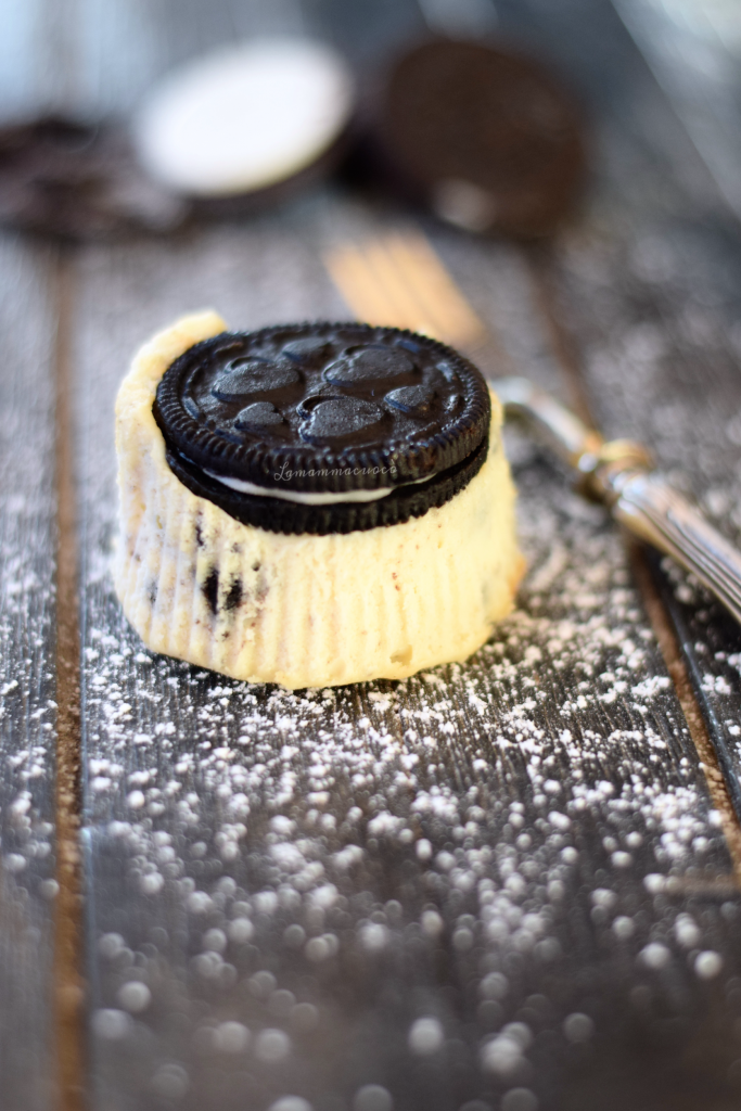 mini oreo cheese cake