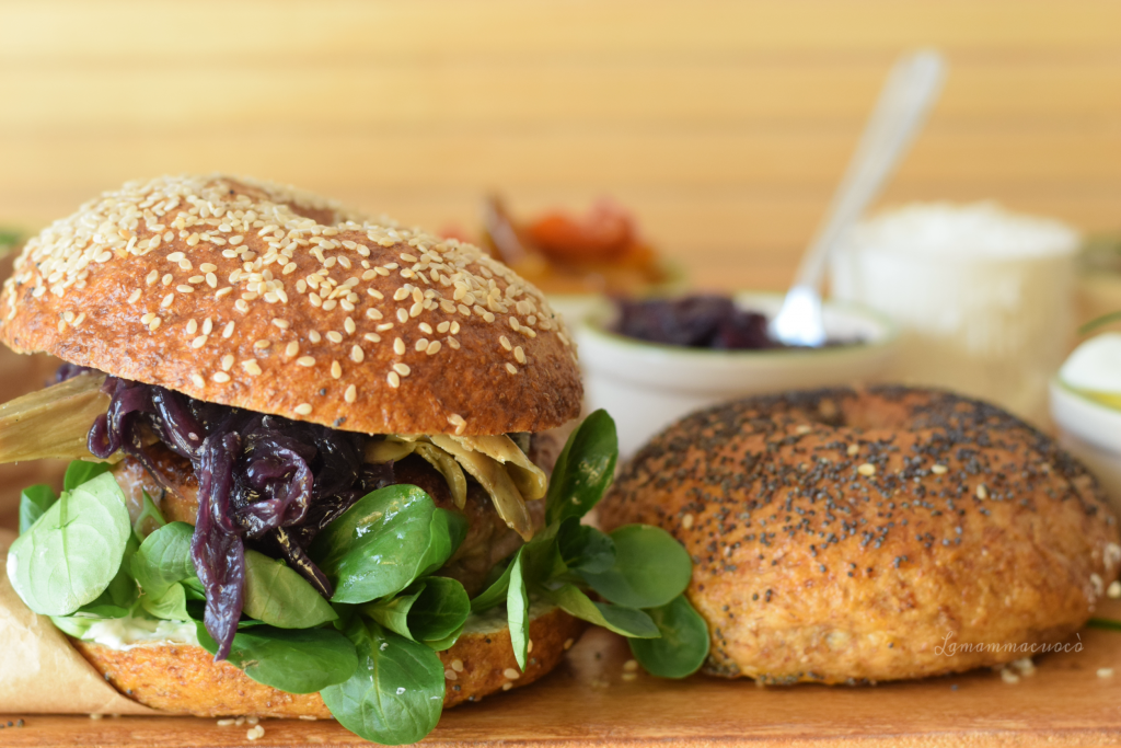 bagel - i famosi panini newyorkesi