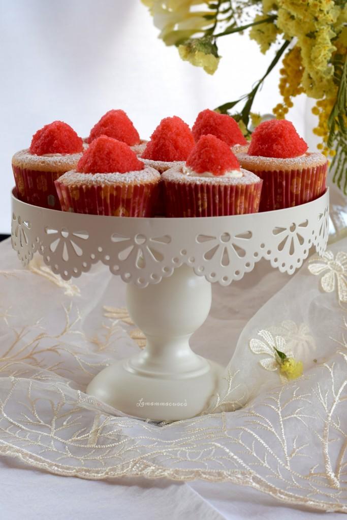 I cardinales - cupcakes sardi