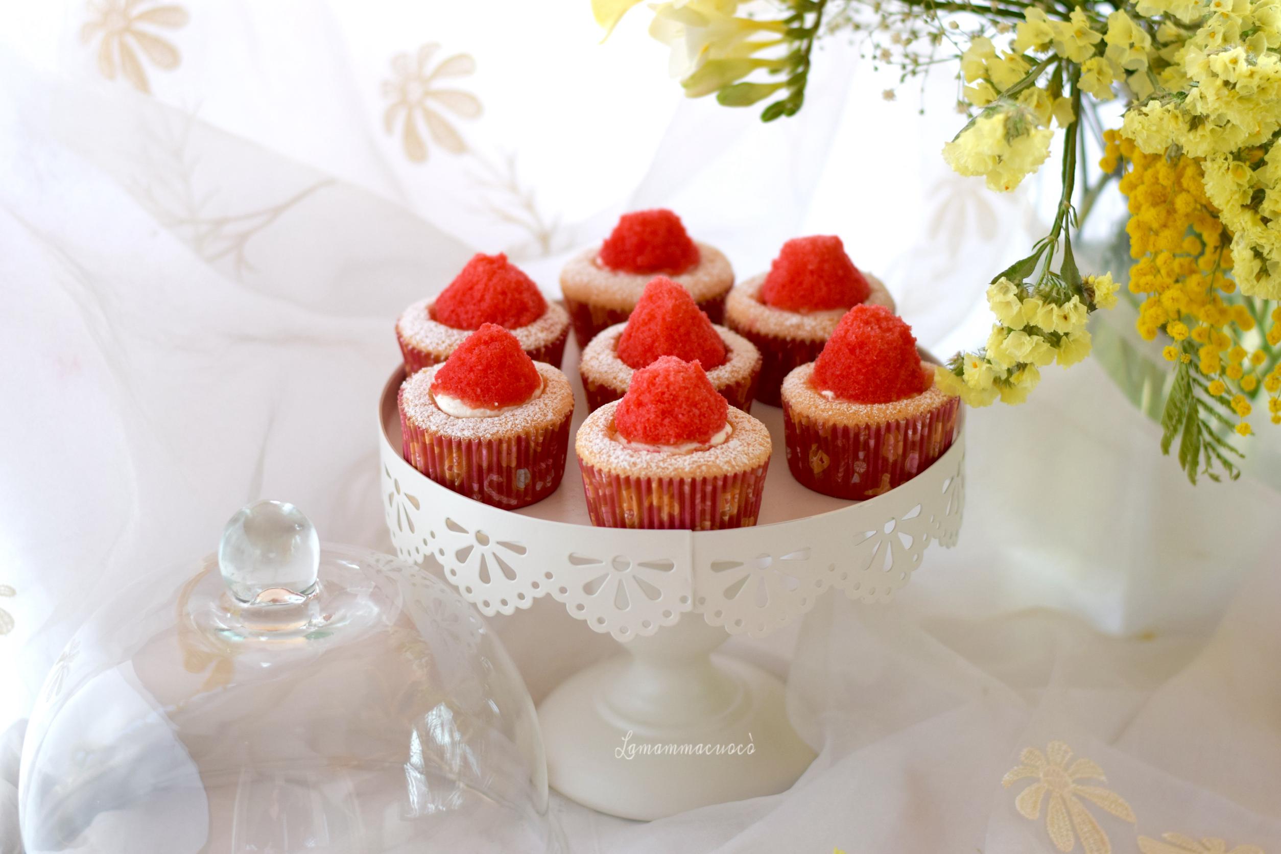 I Cardinales – I cupcakes sardi