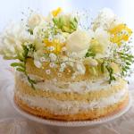 La fluffosa al limone e ananas  – una chiffon cake per tutte