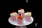Cupcakes alla fragola | strawberry cupcakes