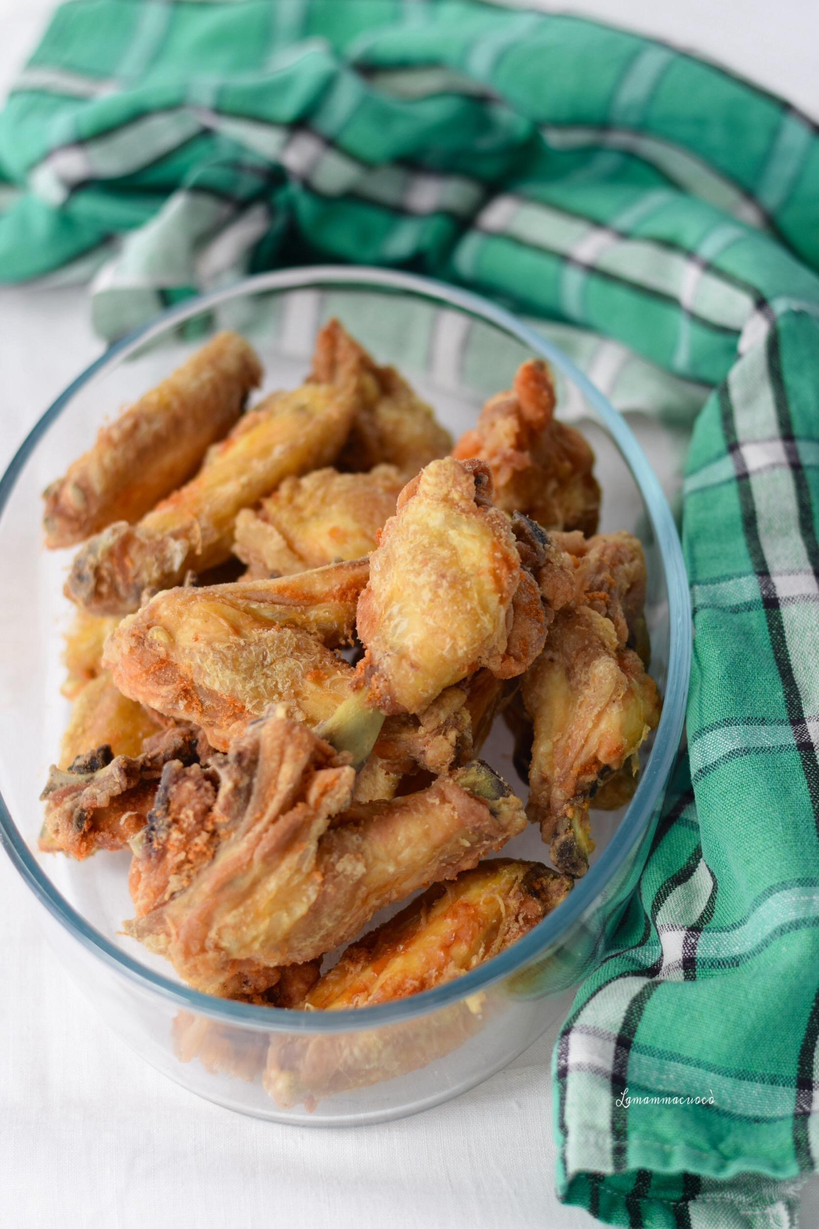 Pollo fritto per sugo alla cacciatora