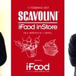 SHOW COOKING SCAVOLINI STORE NAPOLI CENTRO