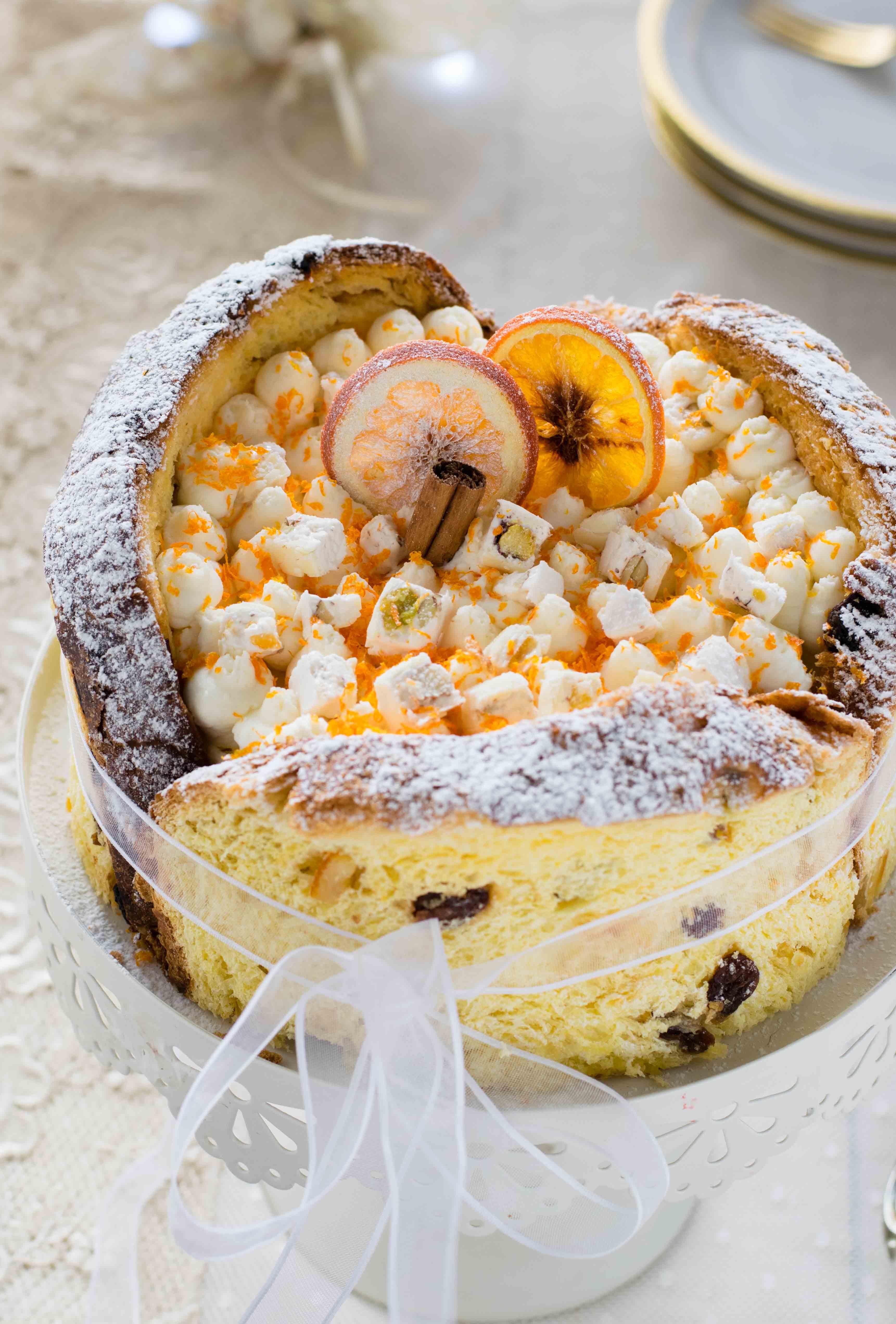 Ricetta - Plumcake al panettone | iFood