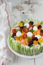 Torta tramezzino svedese – Sandwich cake