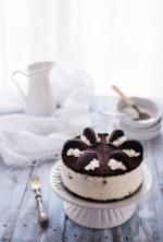Oreo cheesecake senza cottura