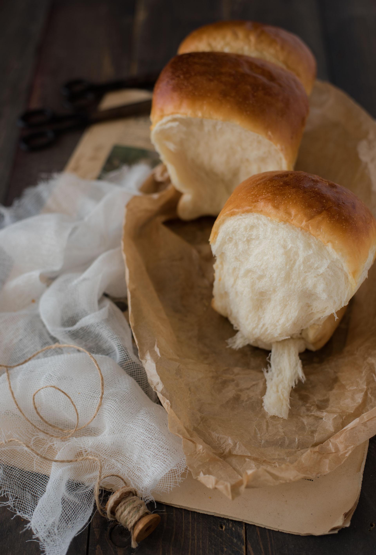 Ricetta Pane Con Water Roux.Pane Al Al Latte Di Hokkaido La Mamma Cuoco