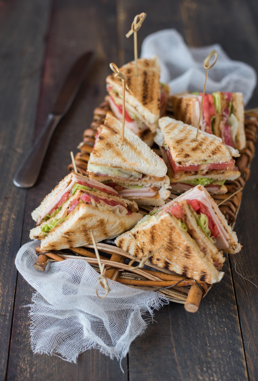 Club Sandwich La Mamma Cuocò